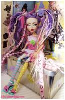 Violet Decora - Spectra by mortimersparrow