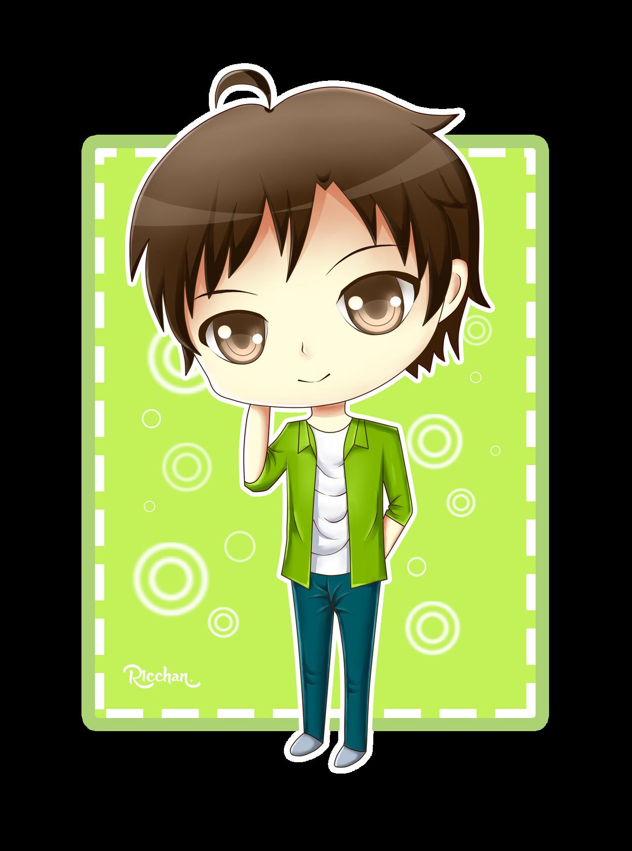 Chibi Onii Chan By Ricchan08