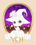 [CLOSED] Halloween YCH Auction