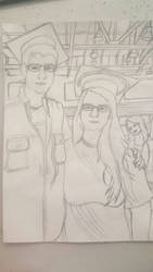 Molly And Me (WIP) by JoshuaPrater