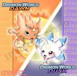Digimon Dawn and Dusk