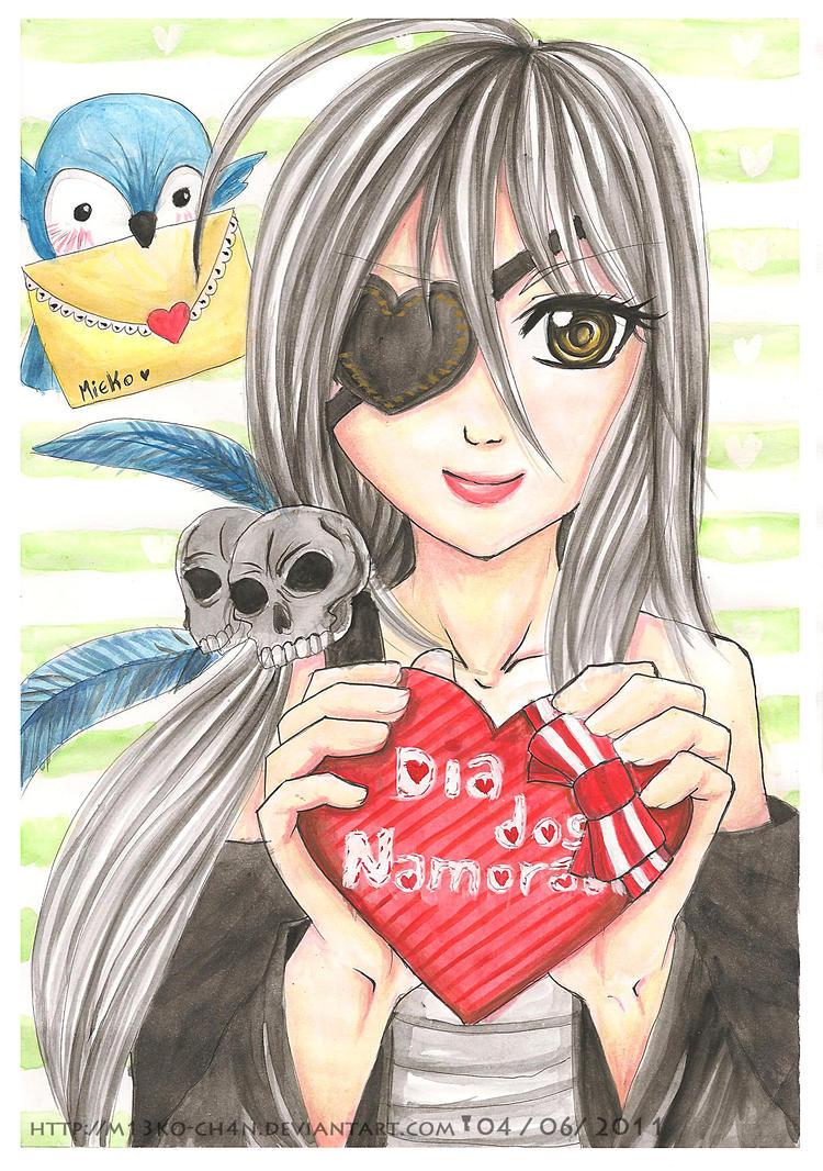 Contest: Valentine's Day by Miimiya
