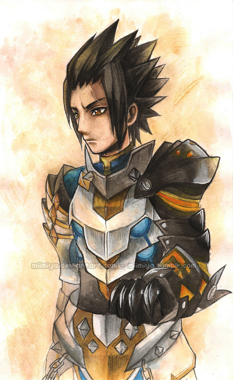 VIG - Raven by Miimiya