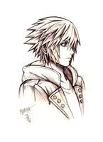 Kingdom Hearts III: Riku by Miimiya