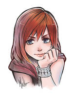 Kingdom Hearts III: Kairi