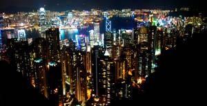 Magnificent View: Hong Kong
