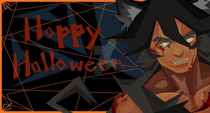 Halloween by sickigirl23