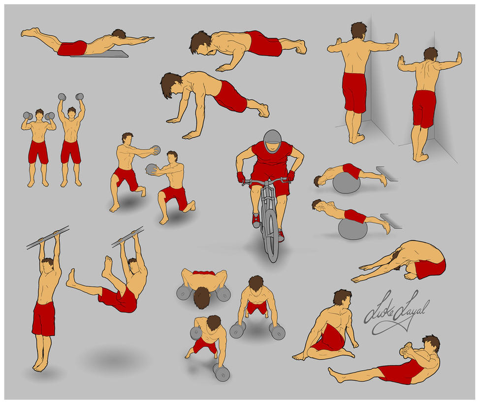 Exercise diagram 1 by lo yal on deviantart exercise diagram 1 by lo yal pooptronica Gallery