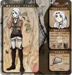 Melody Stark (Attack On Titan OC)