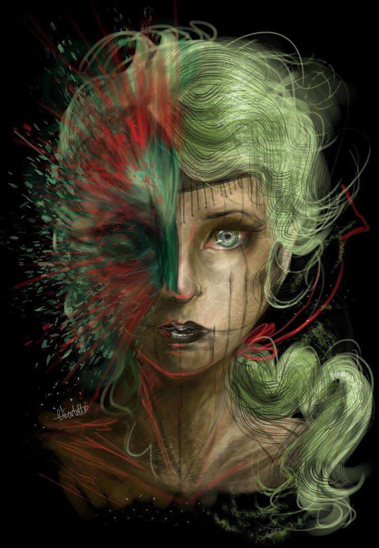 Metamorphosis by Charkiin