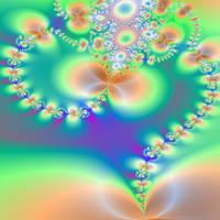 fractal heart by KRSdeviations