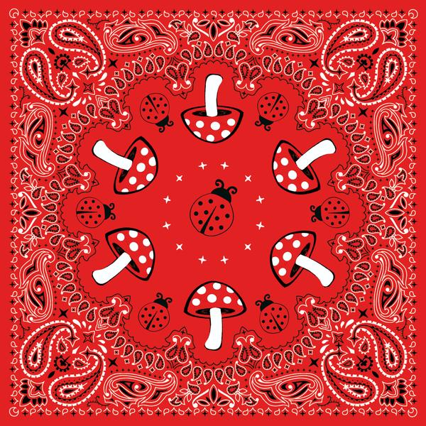 Red Bandana by KRSdeviations