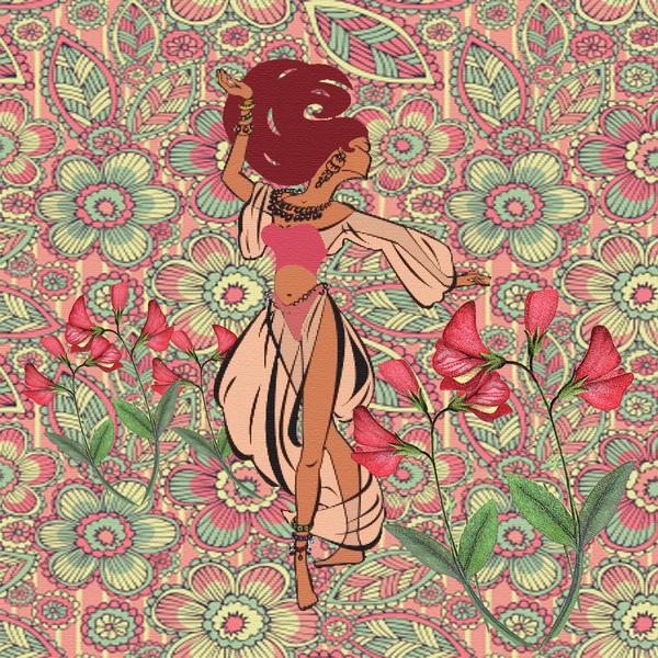 gypsy girl by KRSdeviations