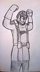 Bob, Agent of Hydra! by NinaWolverina