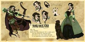 Shaw Hallbjorn: Full Ref