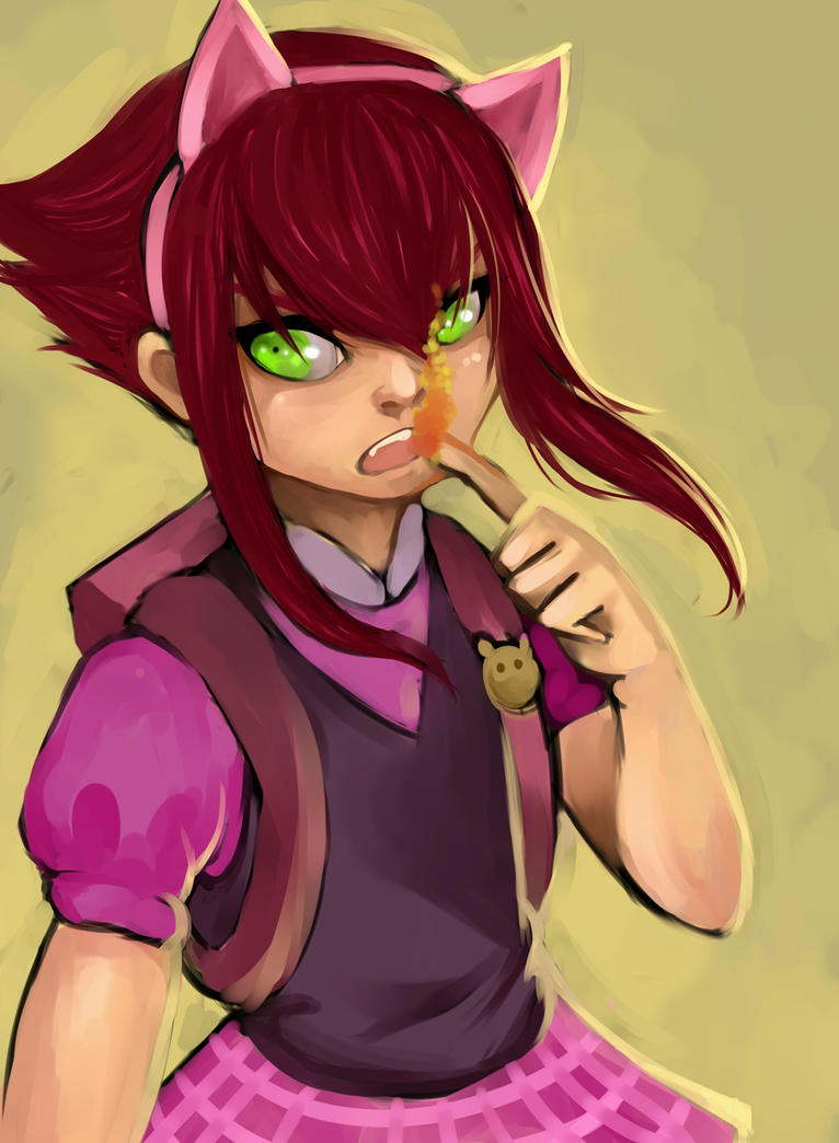 Annie- League of Legends by LoOlly-POop