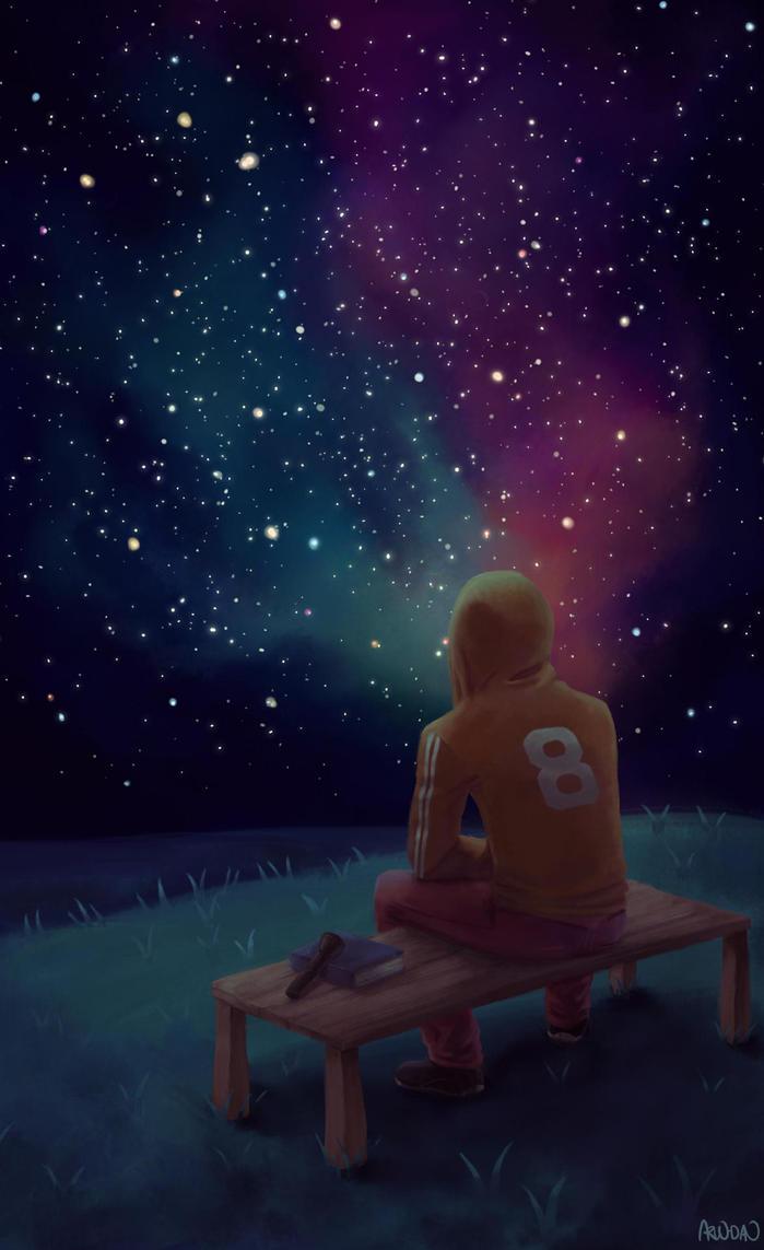 Stargazing by arunhdan