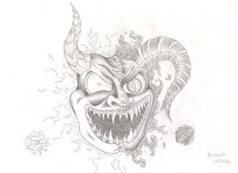 Soul's mask