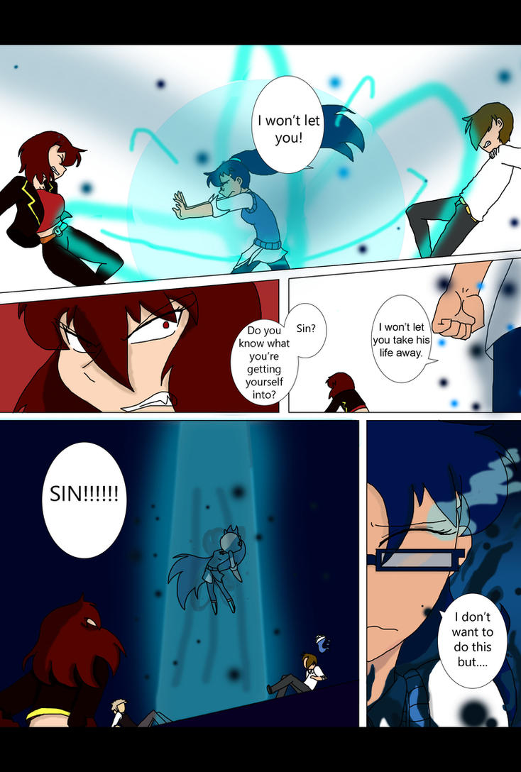 Devil's Child: Page 25 by ZanyComics