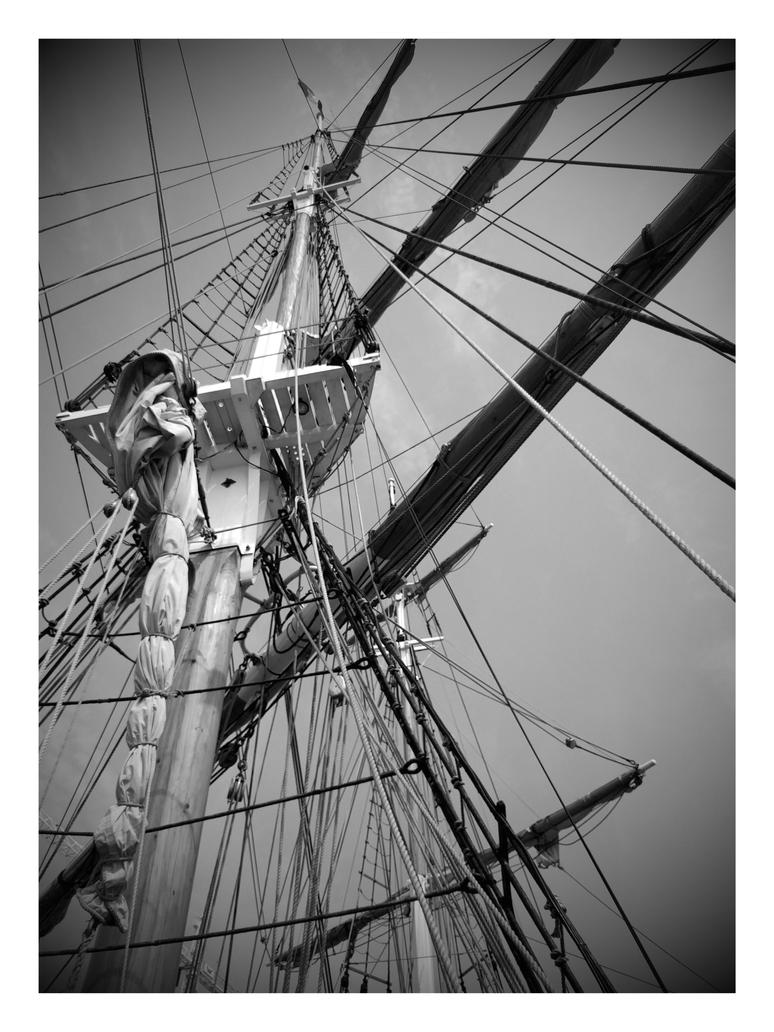 Mast of The Past by Omega36