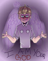 I Am Your God by PastelBliss
