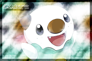 Oshawott by Zarcher