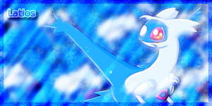 Latios Banner by Zarcher