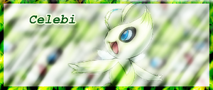 Celebi Banner by Zarcher