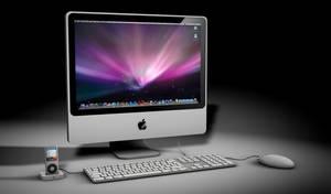My iMac Final by Hazza42