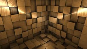Cube Room by Hazza42