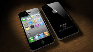 iPhone 4 Front And Back by Hazza42