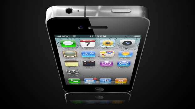 iPhone 4 Top