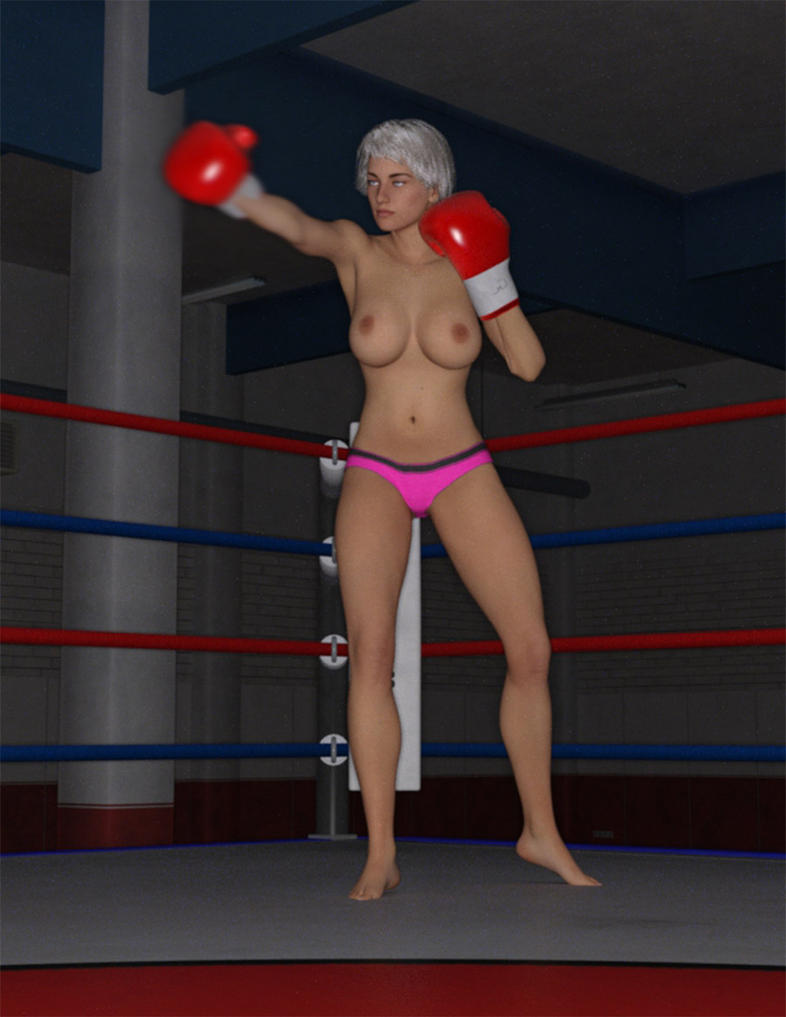 Daz test 5 motion blur by deadpoolthesecond