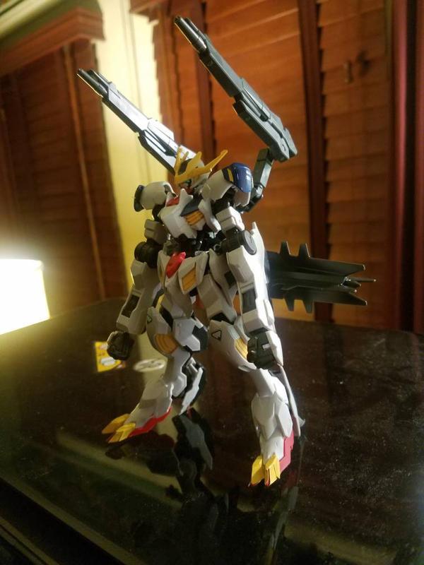 ASW-G-08P Gundam Barbatos Lupus Rex Paladin by deadpoolthesecond