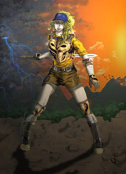Anabeth Chase - Heroine Of Olympus
