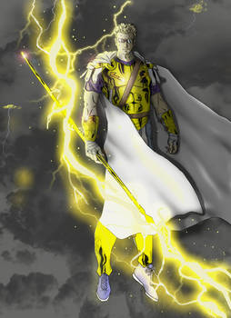 Jason Grace - Hero of Olympus