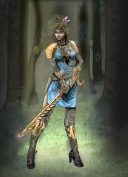Piper Mclean - Heroine of Olympus
