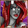 YCH Redux Set: #7 Scarletsnow Portrait by Naikios