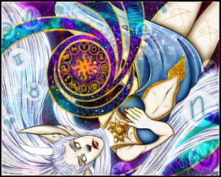 SQS January: Goldflake Zodiac (Horoscopes) by Naikios