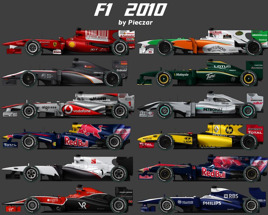 F1 2010 скачать бесплатно торрент