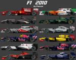 F1 2010 carset