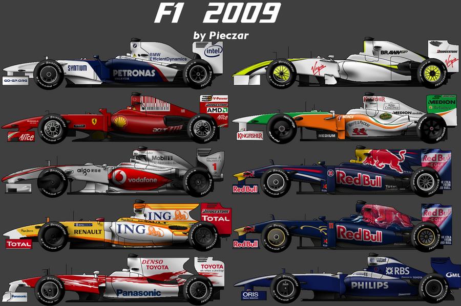 Скачать F1 2009 Торрент - фото 2