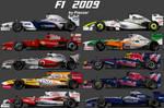 F1 2009 carset