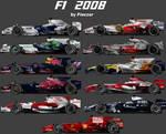 F1 2008 carset