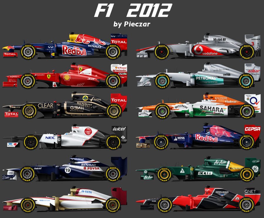 Скачать F1 2012 Скачать Торрент - фото 7