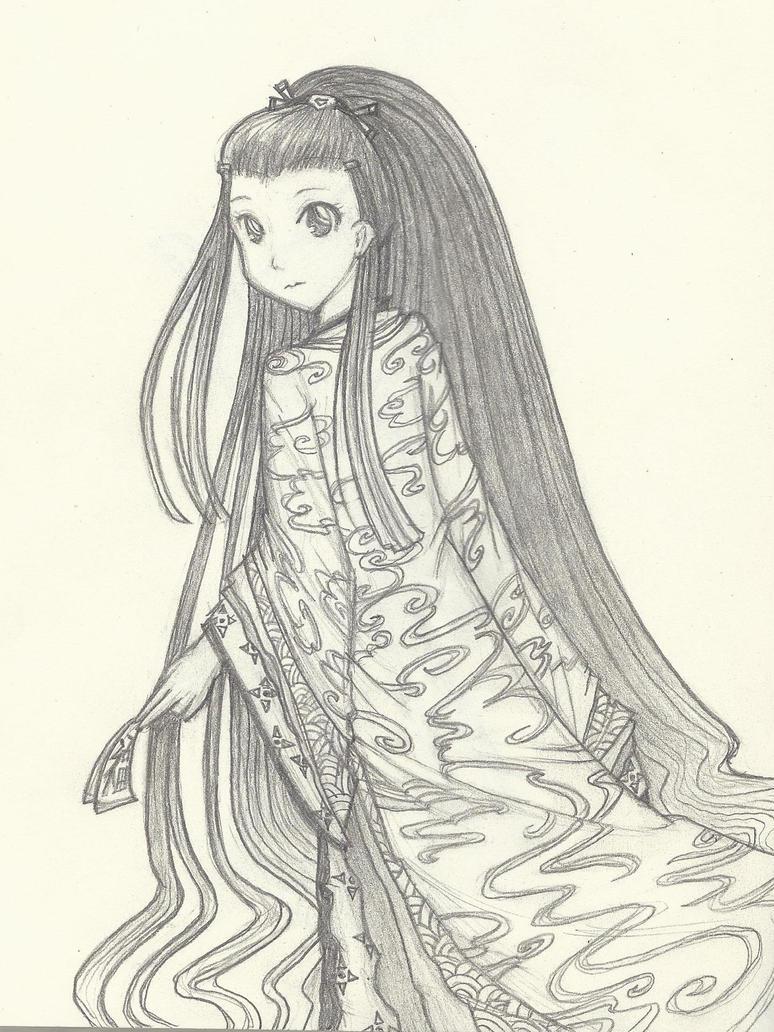 Spirit Guardian by Mikisakiiro