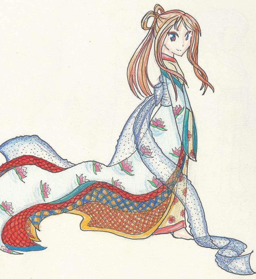 Sakanahime by Mikisakiiro