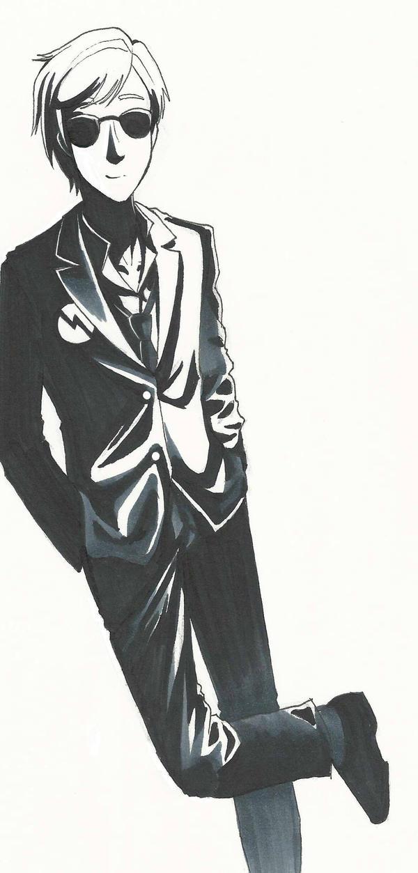 Mr. Strider by Mikisakiiro