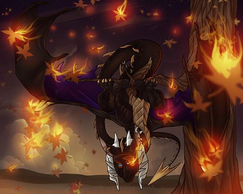 Feuerteufel By I Vi-d81xv53 by Lukedog340