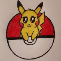 cute Pikachu by PeziCreation